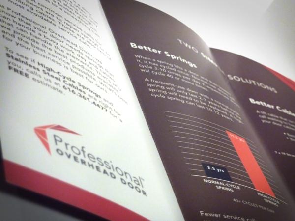 Professional Overhead Door Brochure