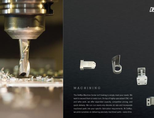 DeWys Manufacturing Brochure