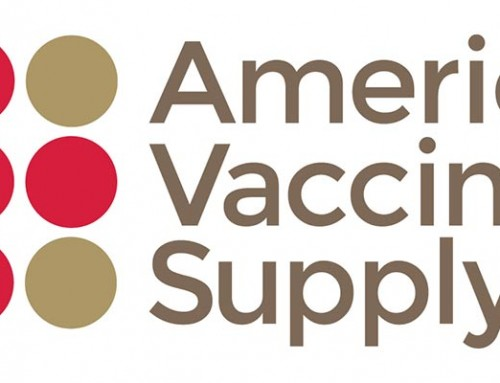 American Vaccine Supply Logo and Website