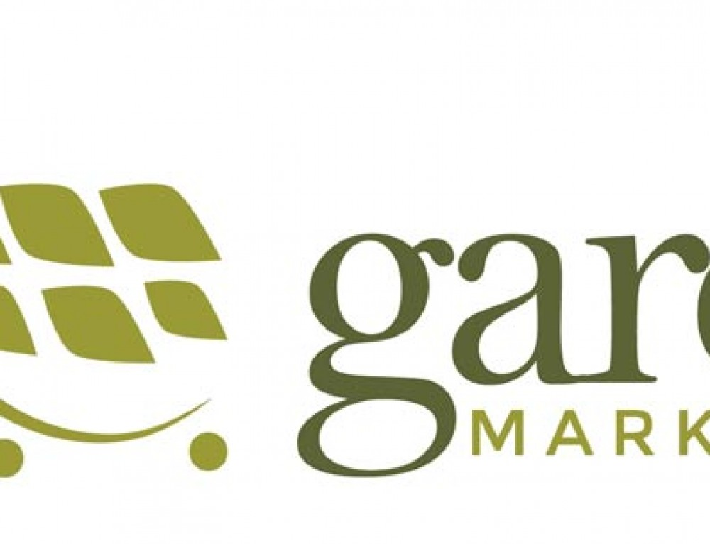 Garden Marketplace Logo and Business Cards