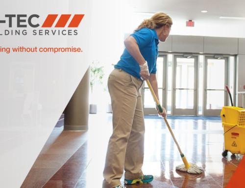 Hi-Tec Building Services Overview Brochure