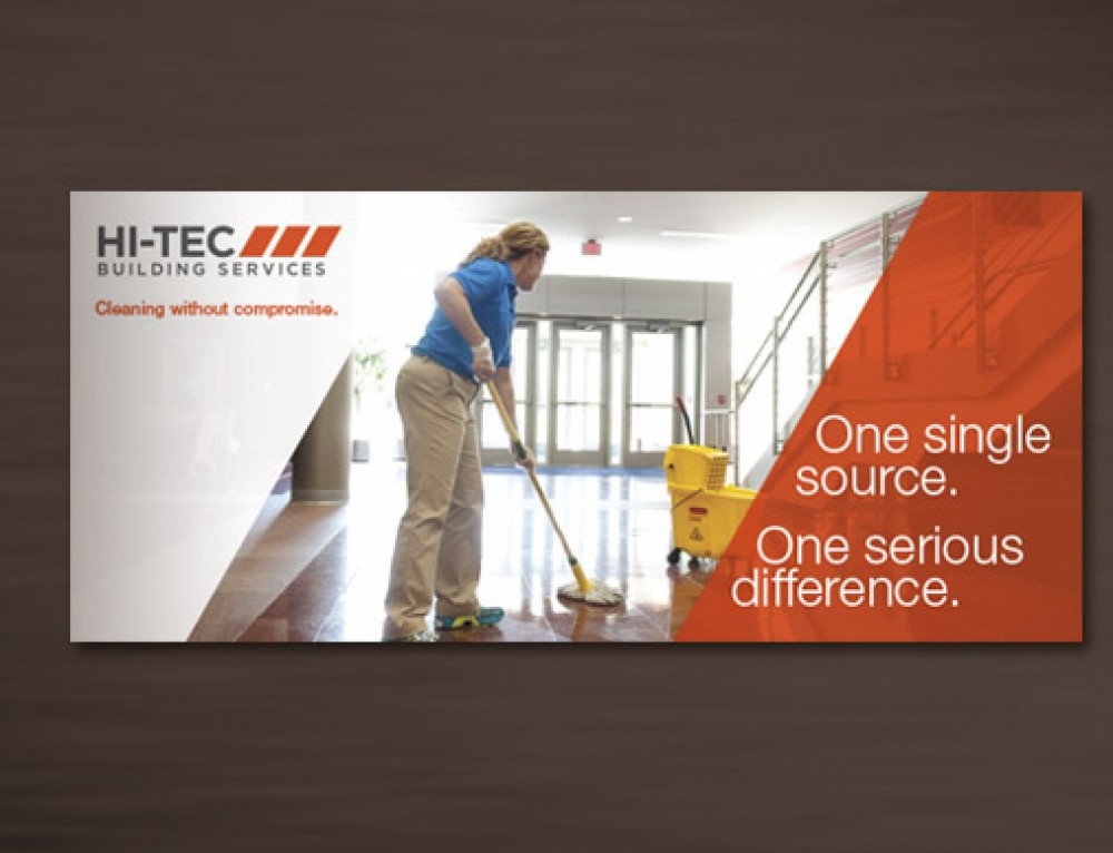 Hi-Tec Building Services Overview Brochure