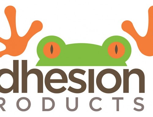 Adhesion Products Logo and Label