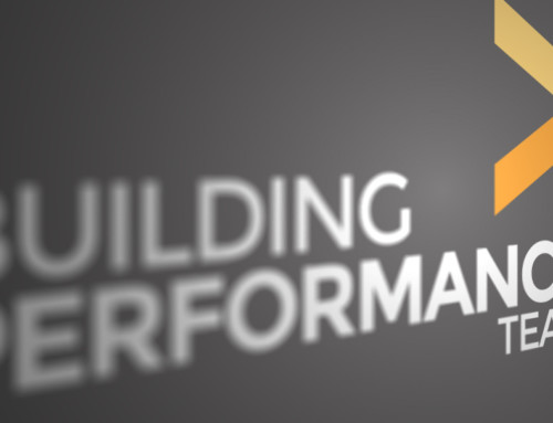 Building Performance Team Identity