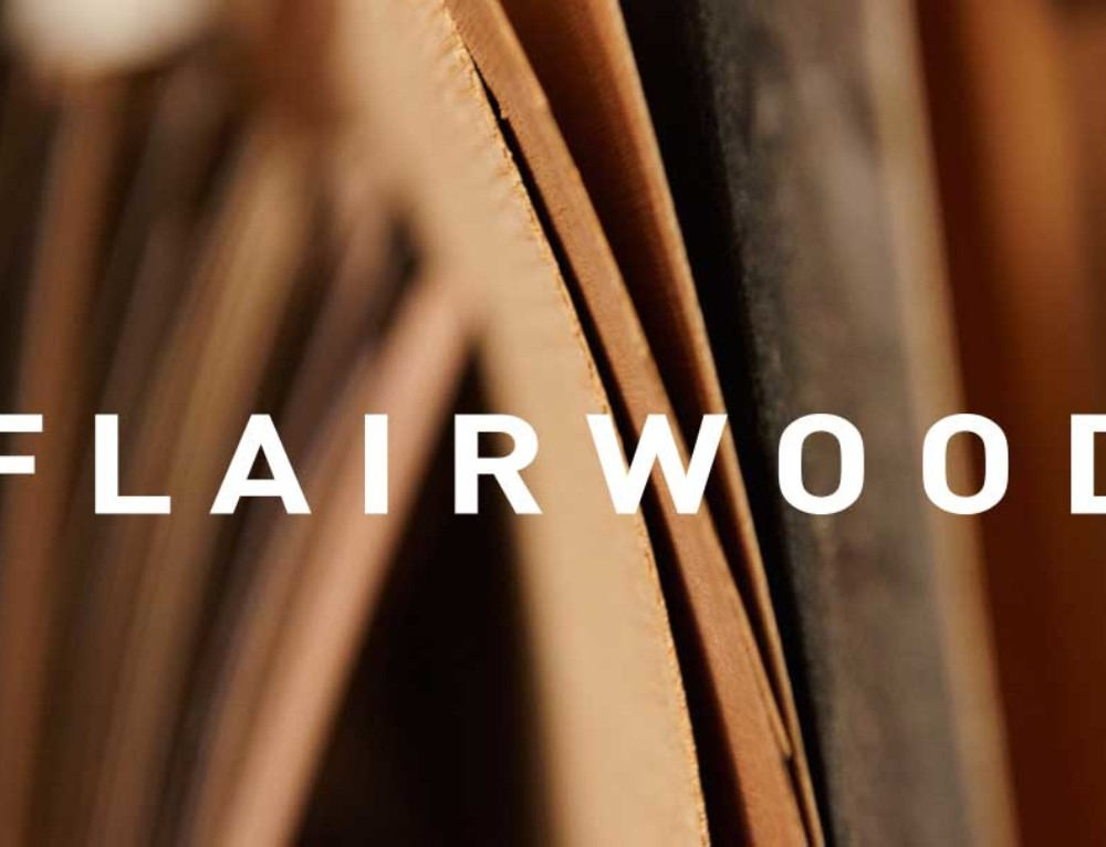 Flairwood Identity and Website