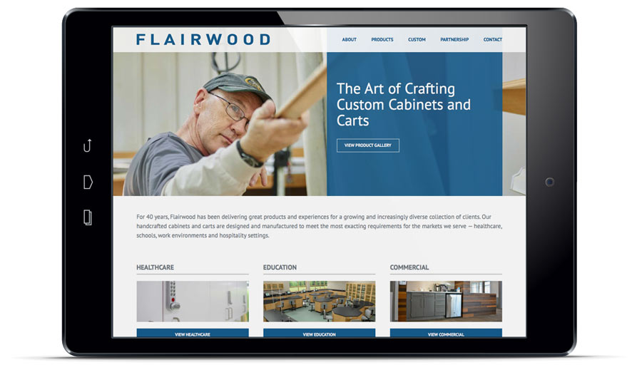 Flairwood-Website-Tablet