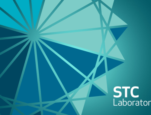 STC Laboratories Identity and Website